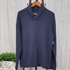 Goodthreads Standard Soft Cotton Shawl Sweater